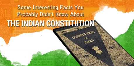 Every Indian Must Know About 21 Facts of Indian Constitute
