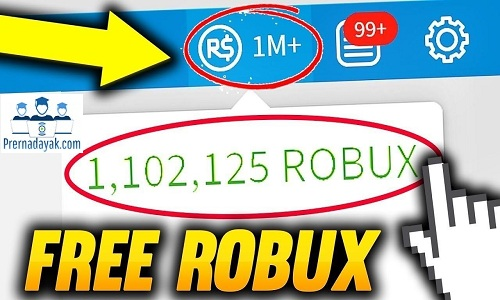 Free Robux Generator How To Get Free Unlimited Robux